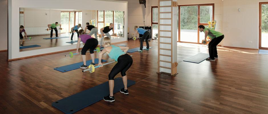 Kennenlernen fitnessstudio